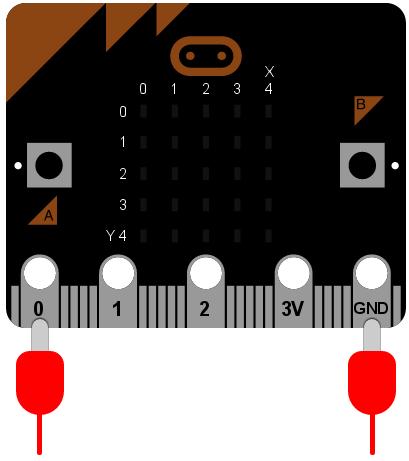 连接 pin0